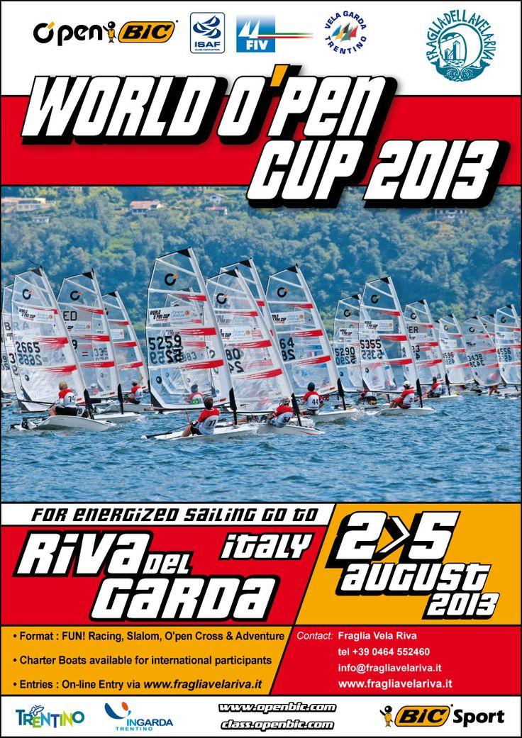 Riva del Garda | O'pen Bic Cup 2013 #NewsGC