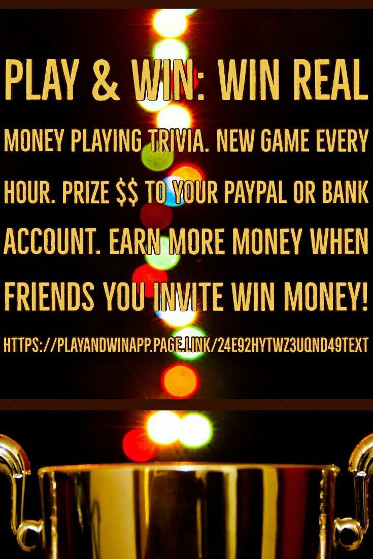 Play Trivia Games For Real Money | Games World