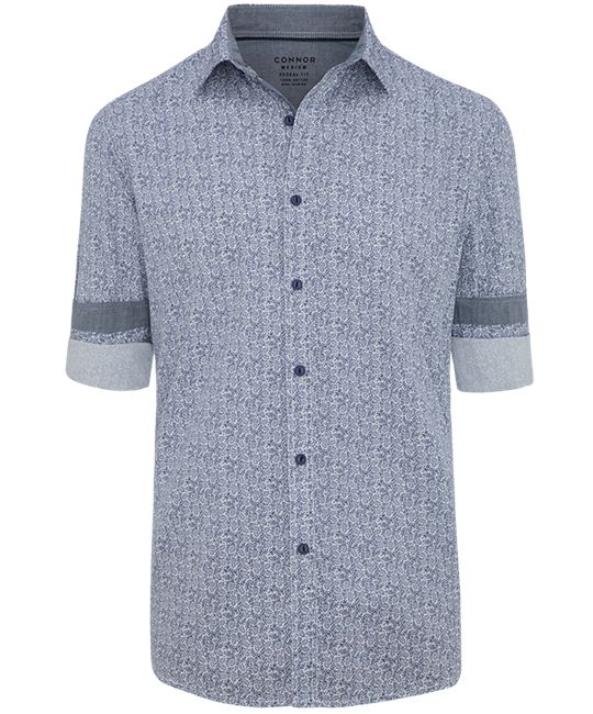 CALEB CASUAL SHIRT | Connor
