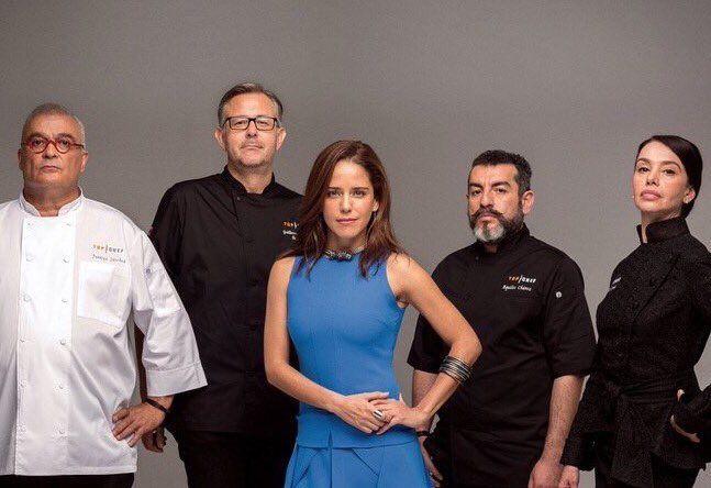 La segunda temporada de Top Chef México llegará al Canal Sony en febrero.