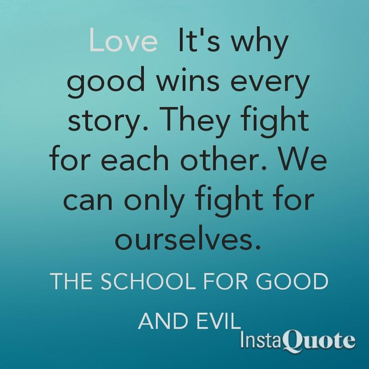 Book Cover School Quotes ~ The school for good and evil