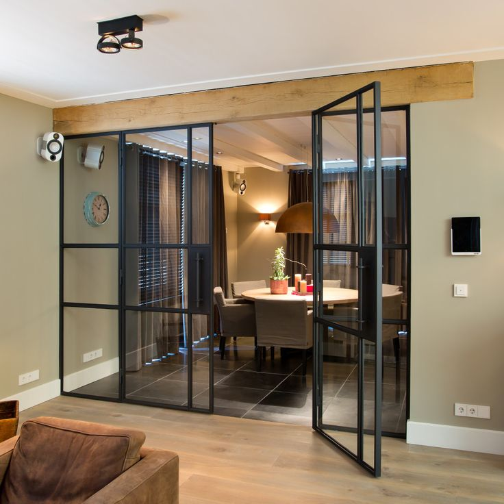 Ali alternative with great glazing bars. Eikenhouten balk icm taatsdeuren