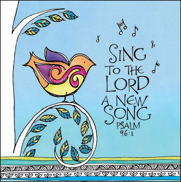 Twenty-Eighth Sunday in Ordinary Time 'Sing a new song to the Lord for he has worked wonders' Psalm 96:1