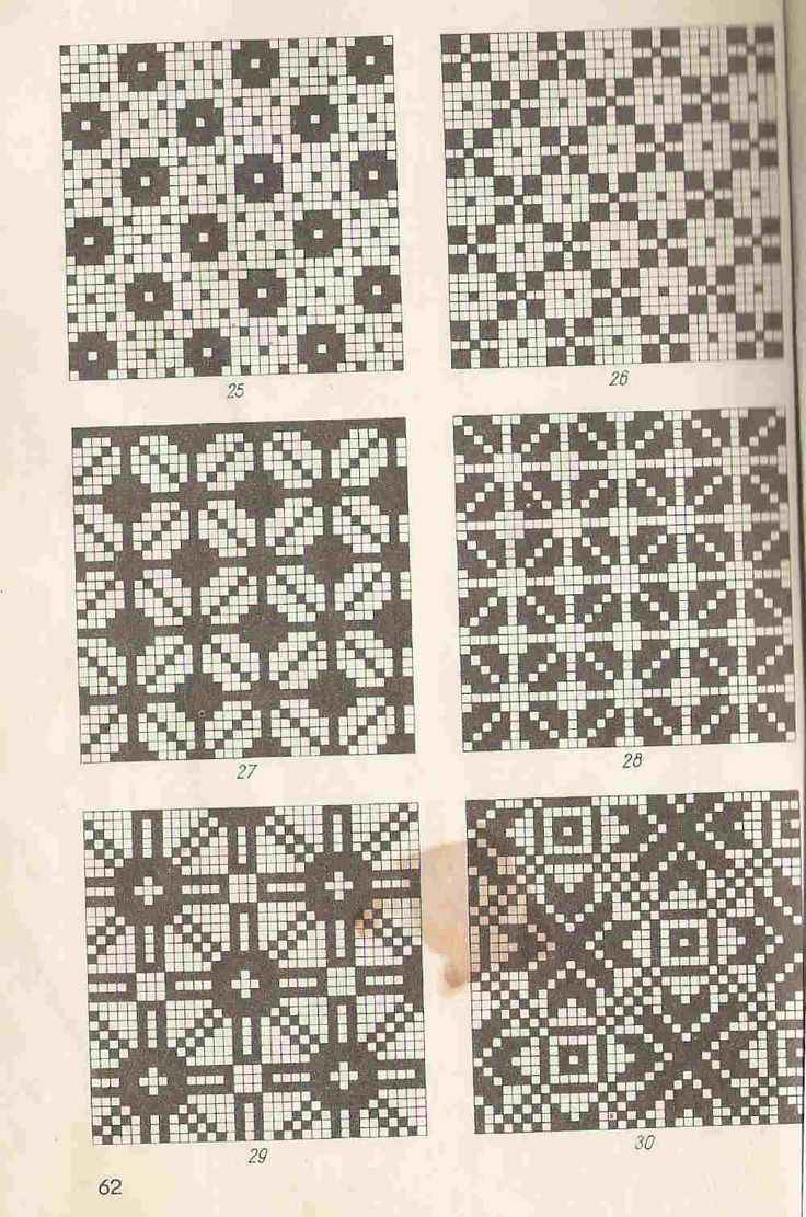 Estonian patterns