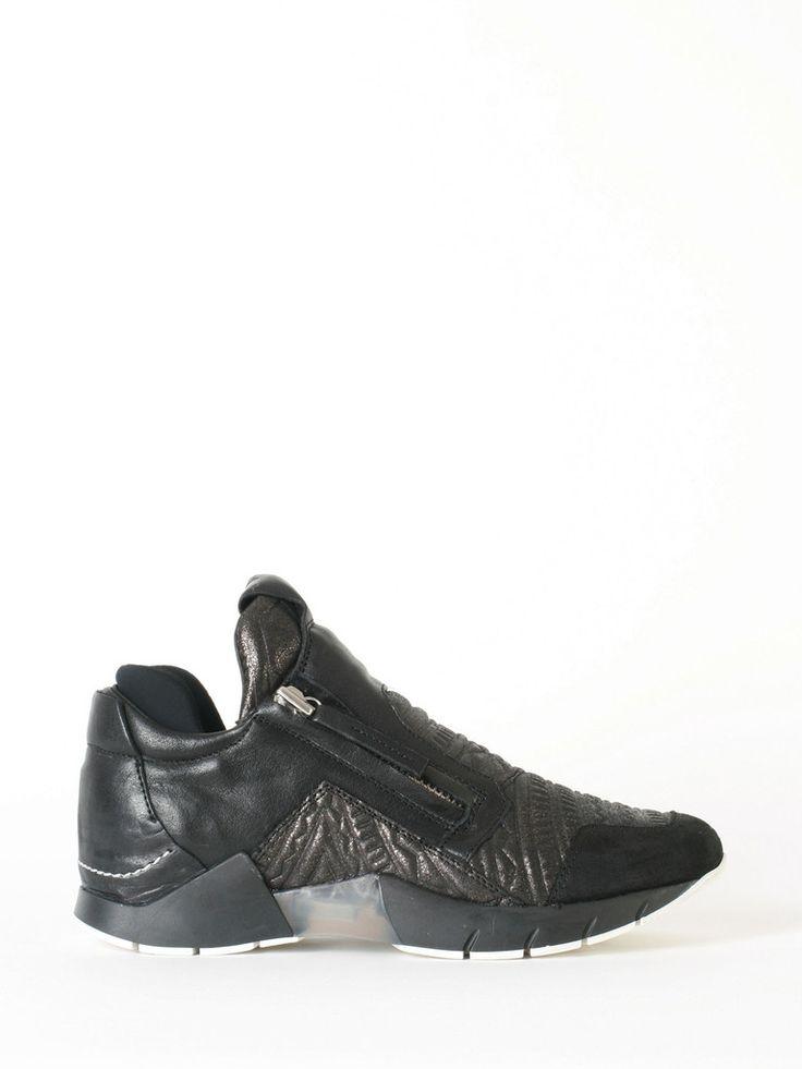 Cinzia Araia - Textured Sneakers - fw14/15 - guyafirenze.com
