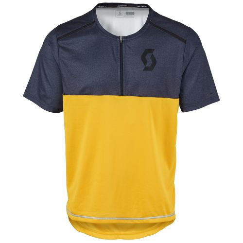 Scott Trail Flow Mel Q-Zip Short Sleeve Cycling Jersey | Cycle Solutions