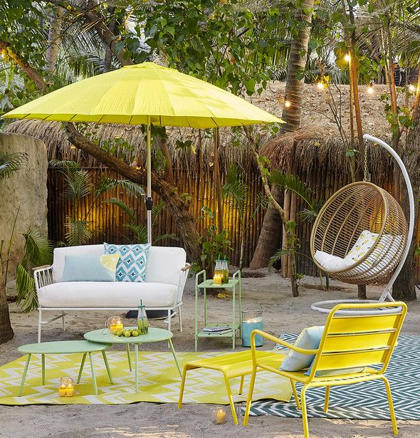 Garden Parasols, Outdoor Unique Furniture
