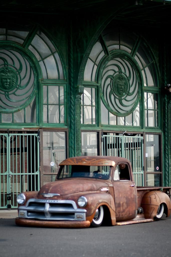 384 best rat rod trucks images on Pinterest | Bobbers, Rat rod ...