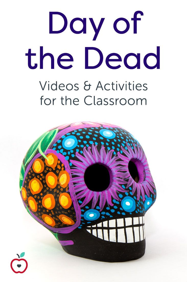 Introduce the history, traditions, and symbols of Día de los Muertos, Day of the Dead, through educational videos and activities. Students will learn about Mesoamerican beliefs about death and European influences on this celebration. Each video is paired with four extension activities for your classroom. Subjects covered include Mexican history, geography, religious and cultural celebrations, and North American history.