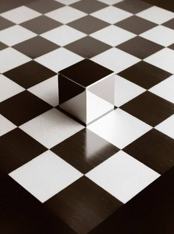 Black and White Illusions by Chema Madoz.