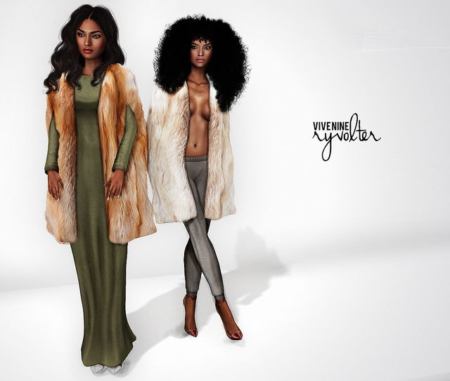 Vive Nine Ryvolter - Coldest Winter 2013 Collection ~ Part 1   Flickr - Photo Sharing!