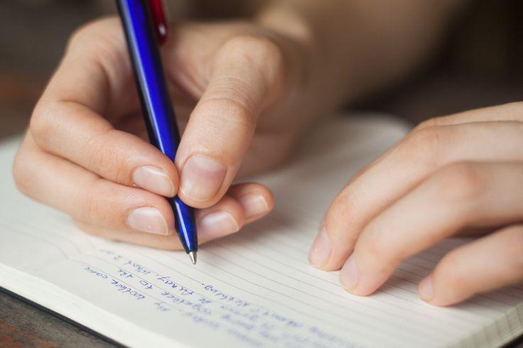 Berkenalan Dengan Tulisan Tangan