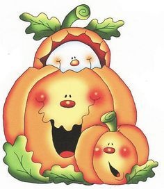cute happy halloween clipart - Google Search