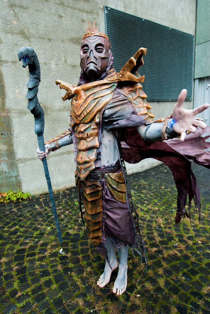 Dragon Priest Cosplay by Corroder666 on DeviantArt