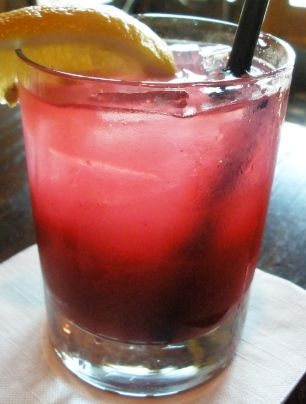 Huckleberry Lemonade        • 4 oz. 44º North Mountain Huckleberry Vodka      • 6 oz. Lemonade      • Combine vodka and lemonade. Serve over ice.