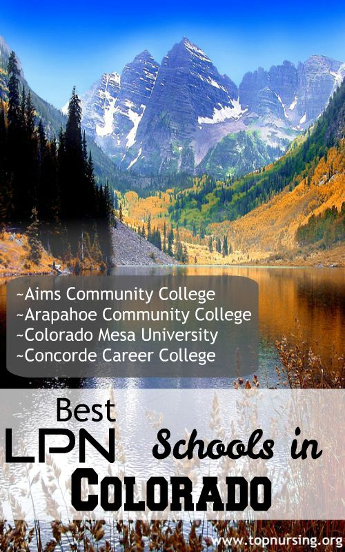 we have conducted an in-depth analysis of all the practical nursing colleges in the state of Colorado on the basis of the National Council Licensure Examination for Licensed Practical Nurses (NCLEX-PN) pass rate and prepared a list of the top nursing schools in Colorado.