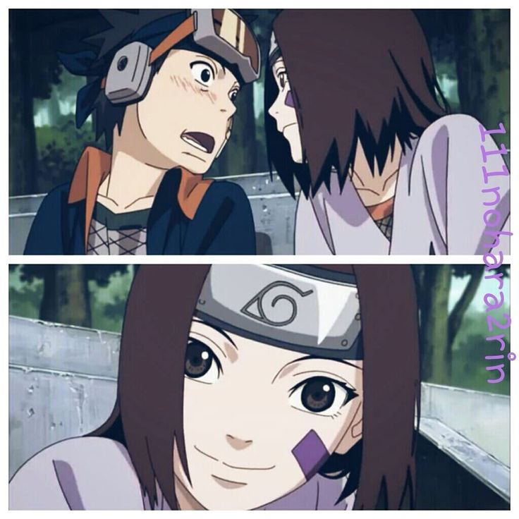 140 Best True Love Coupl: Obito X Rin Images On Pinterest