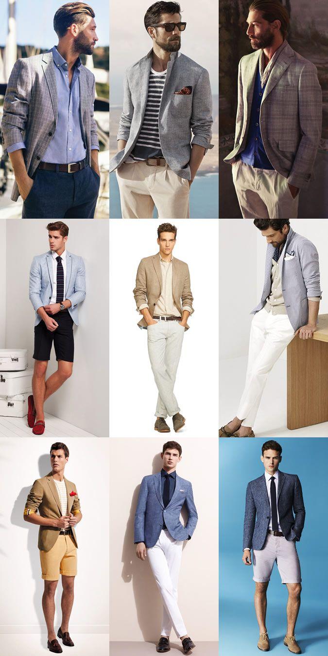 17 Best ideas about Mens Summer Blazers on Pinterest | Men's style ...