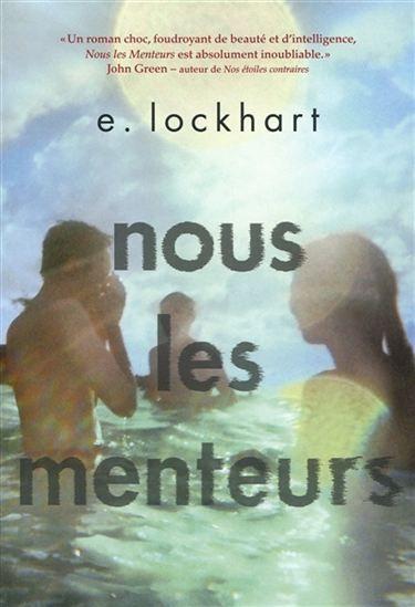 Nous les menteurs - E LOCKHART #renaudbray #livre #book #litterature