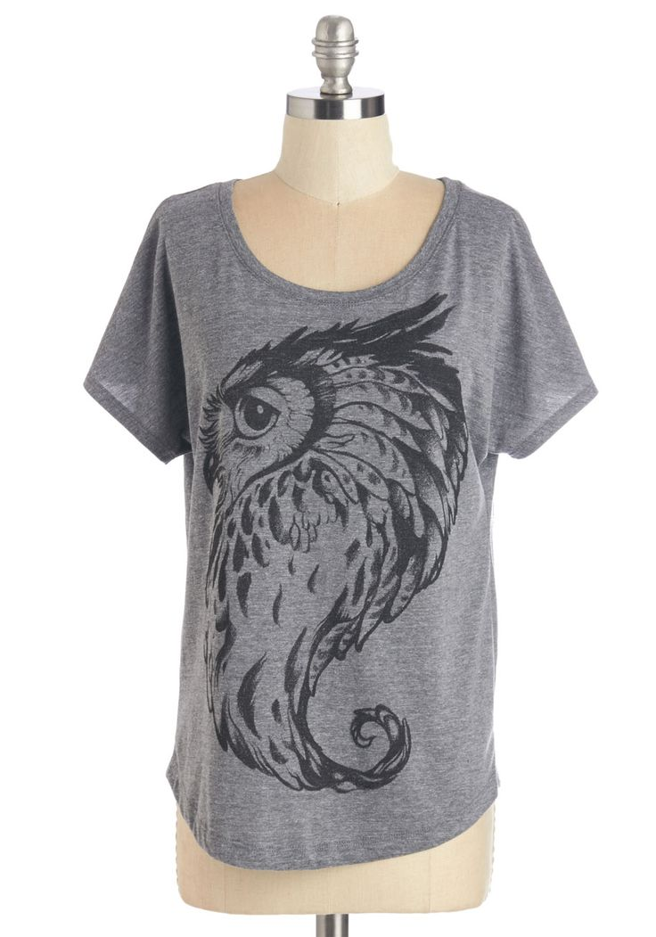 Graphic Tees - Owl Keep an Eye Out Tee
