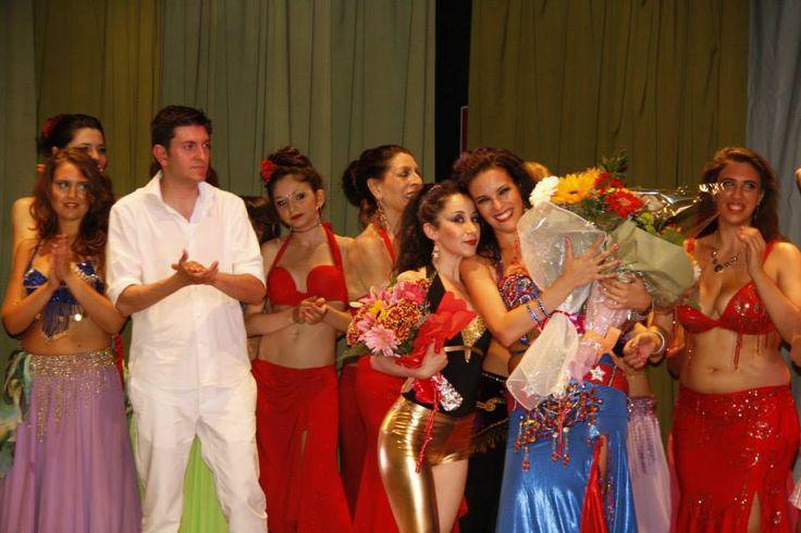 Finale di Diari d'Oriente: felicità. Show di Danza del ventre a Milano by Claudia Lunetta.