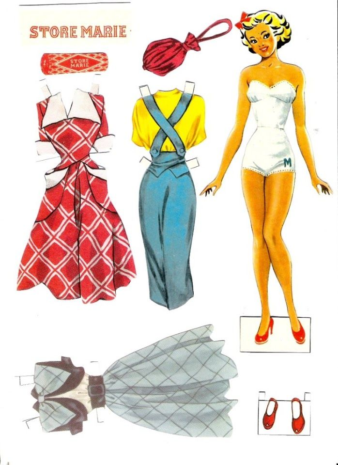 Google+* 1500 free paper dolls at Arielle Gabriel's The International Paper Doll Society free paper dolls for my Pinterest friends..*