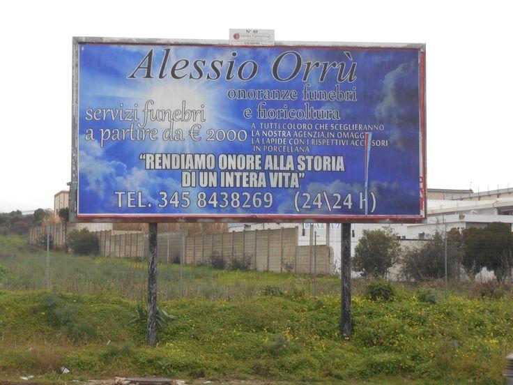 Sestu, Agenzia Funebre Alessio Orrù