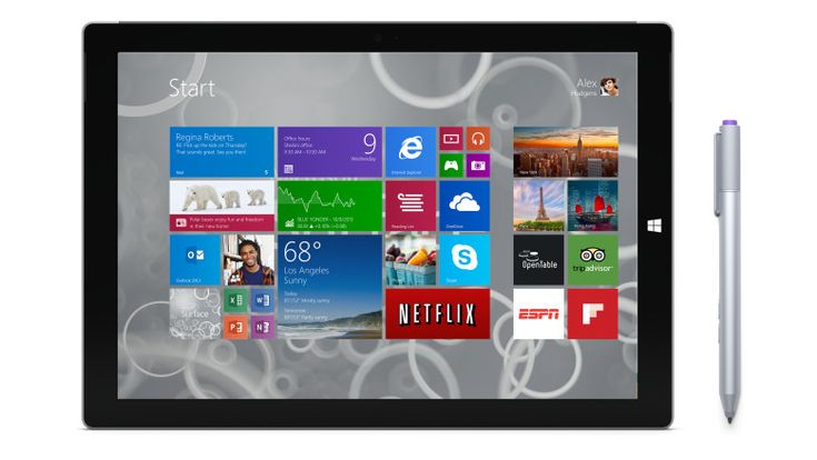 Surface Pro 3. Many beautiful. Such expense.
