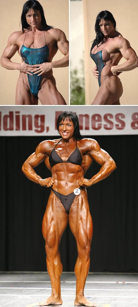 World's Most Extreme Female Bodybuilders | Funny pics