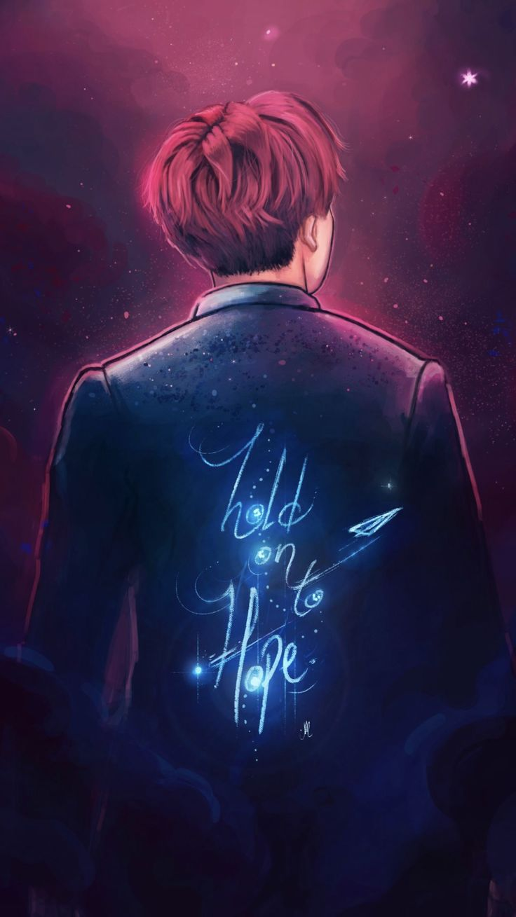 BTS Fanart... Can anyone tell me who the artist is??