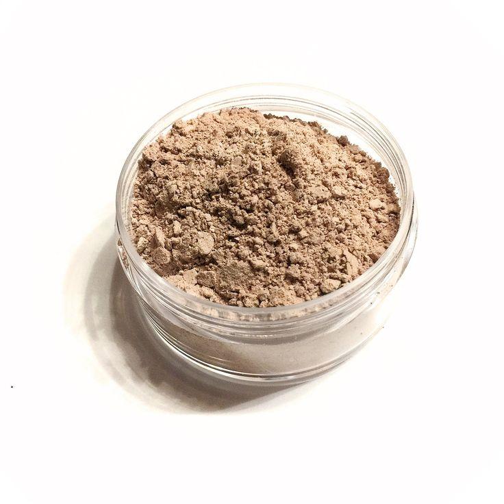 ORGANIC Natural Setting Veil Finish Powder – Loose Face Powder Makeup