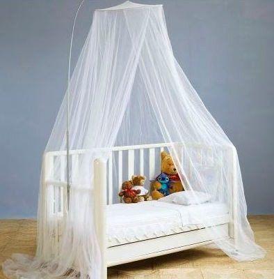 Tul mosquitero para cuna de bebé