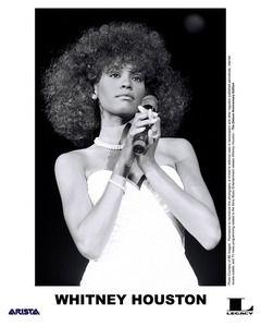 Whitney Houston, 1987