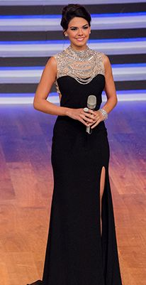 Livia Brito+ that dress= Perfection