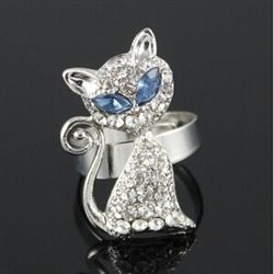 adorable cat ring
