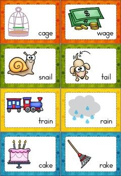 Worksheet Rhyming Words Examples 58 best rhyming images on pinterest words rhyme time set 140 cards that focus long vowels r controlled diphthongs and vowel variants comes with a response sheet