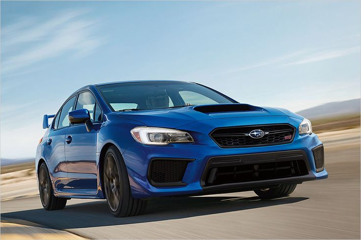 US premiere: subaru WRX - All About Automotive