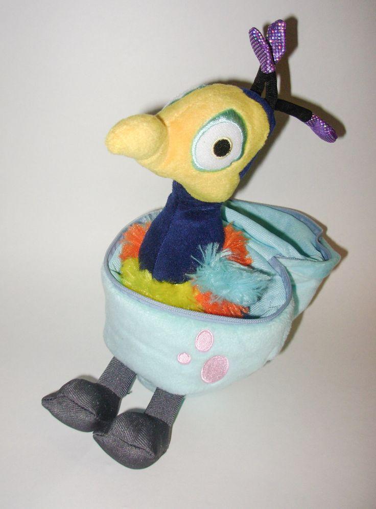 Disney Pixar Up Baby Kevin Bird Plush Stuffed Animal