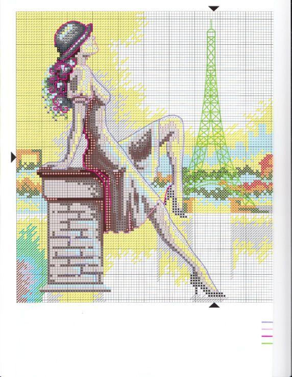 Gallery.ru / Фото #1 - Романтический Париж - DELERJE
