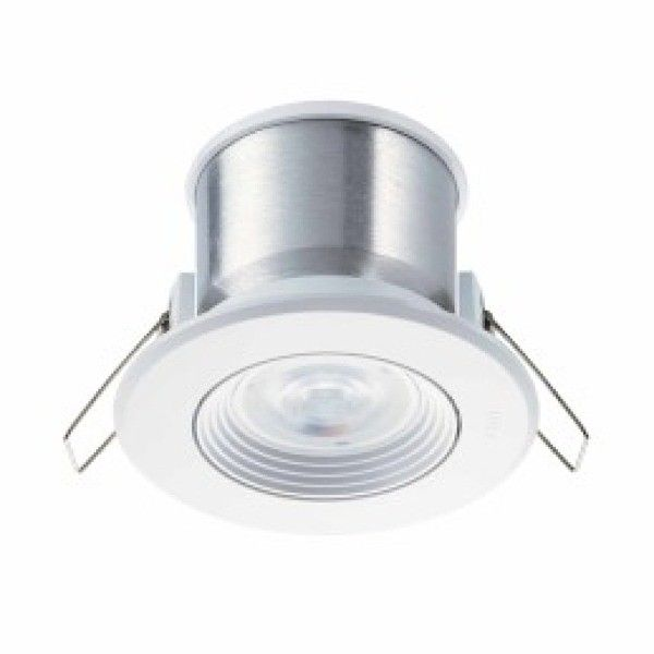Lampu LED Spot Light Comfo 2 Watt Osram - Lampu Tembak Cocok u/ Penerangan Ruangan Rumah.  Indoor LED SpotLight, a cozy spot lighting for home.  Replacement for luminaires that use MR11, MR16 lamps.  Suitabe for use in corridors, study room, glass cabinets, living rooms, bedrooms, and night time lighting.  http://lampu.com/led-comfo-spot-light/501-ledcomfo-spot-light-2-w.html  #lampuled #lamputembak #lampuhematenergi #osram