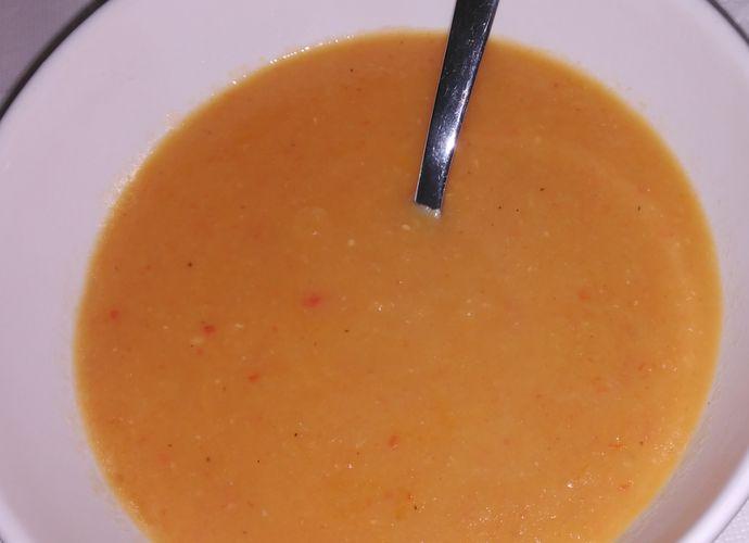 Crema o puré de verduras para #Mycook http://www.mycook.es/cocina/receta/crema-o-pure-de-verduras