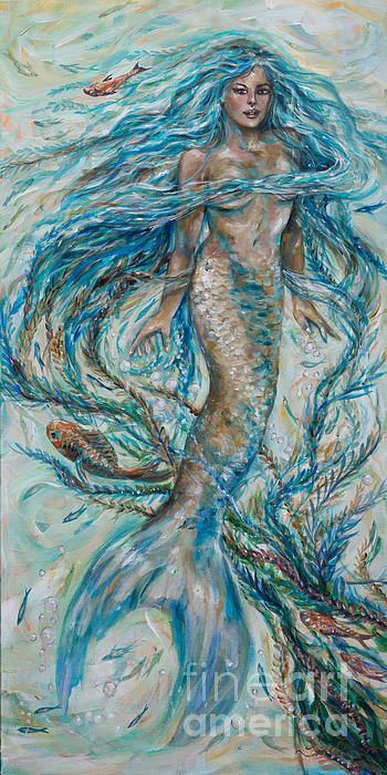 1000 Images About Mermaid Art On Pinterest Beautiful