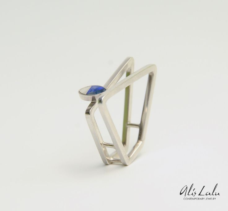Alis Lalu Contemporary Jewelry Asymmetrical Collection