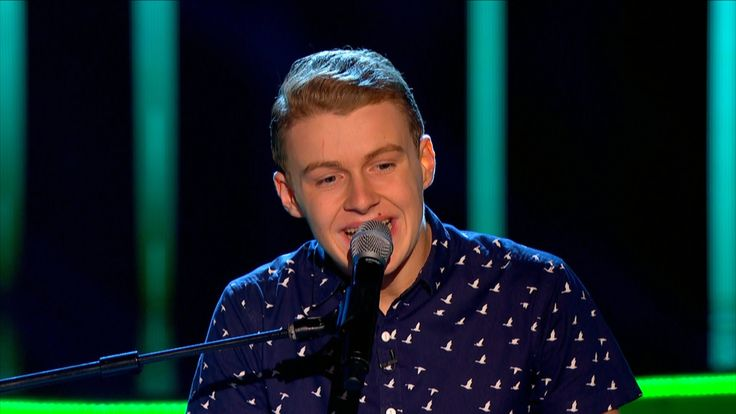 http://www.bbc.co.uk/thevoice Ryan Green performs Coldplay's 'Magic' in his…