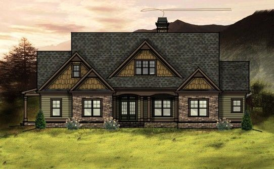 1000 ideas about lake house plans on pinterest house for Lake cottage house plans