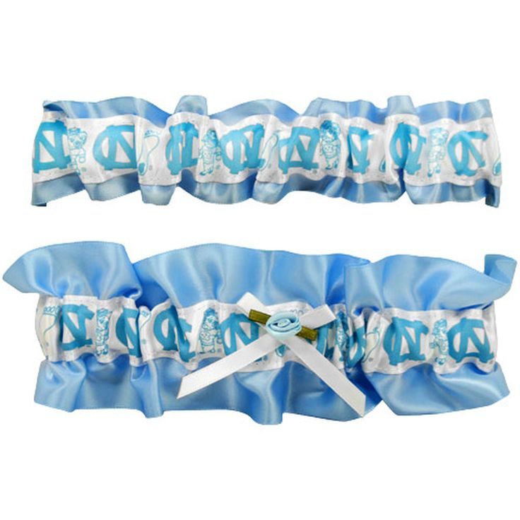 North Carolina Tar Heels (UNC) Keepsake Garter
