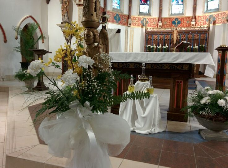 Easter 2016 - Paschal candle