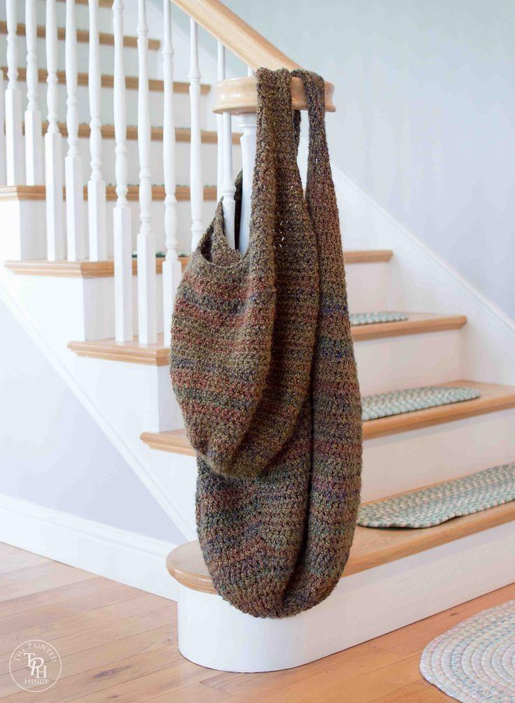 17 Best ideas about Crochet Market Bag on Pinterest ...
