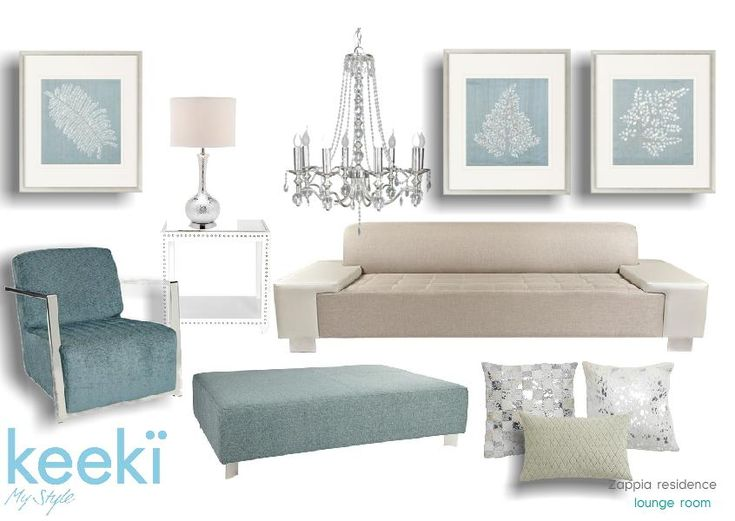 Pin by rosslyn sampleboard on interior mood board pinterest - Deco lounge blue duck ...