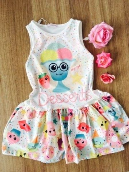 b2287b7d36 Vestido infantil Mon Sucré